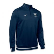 Sullane FC JOMA Campus II Quarter Zip - Navy